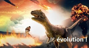 évolution !